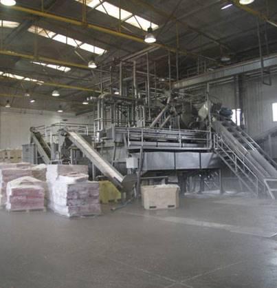 Animal feed factory AS Hellas