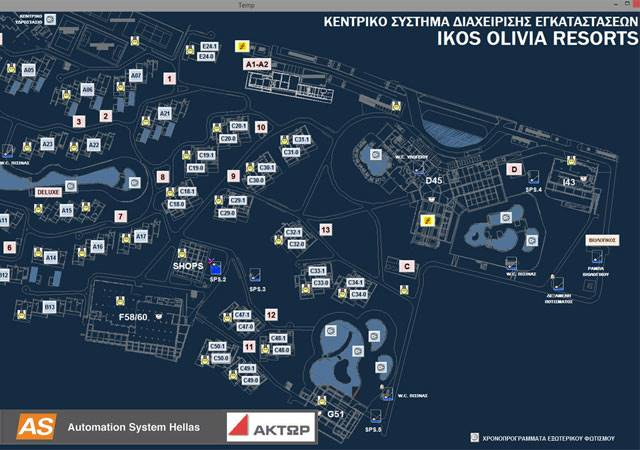 IKOS OLIVIA BMS by AS Hellas