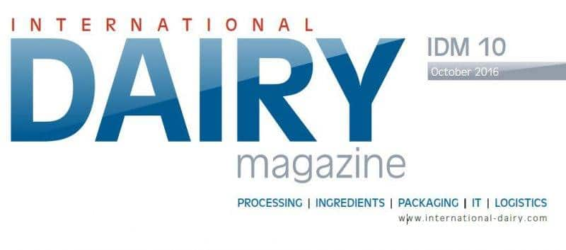 The global publication for Dairies
