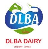 DLBA dairy logo
