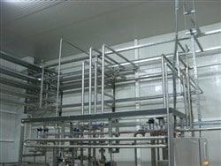 DLBA yogurt plant in Iraq by AS Hellas