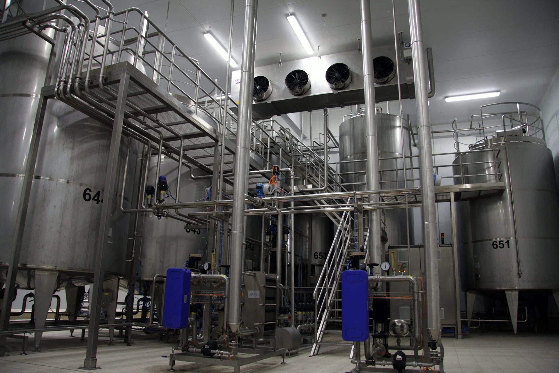 KRI KRI Dairy plant
