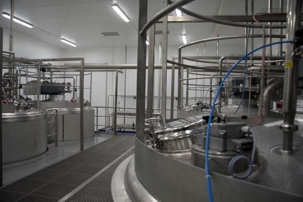 KRI KRI fermentation tanks by AS Hellas