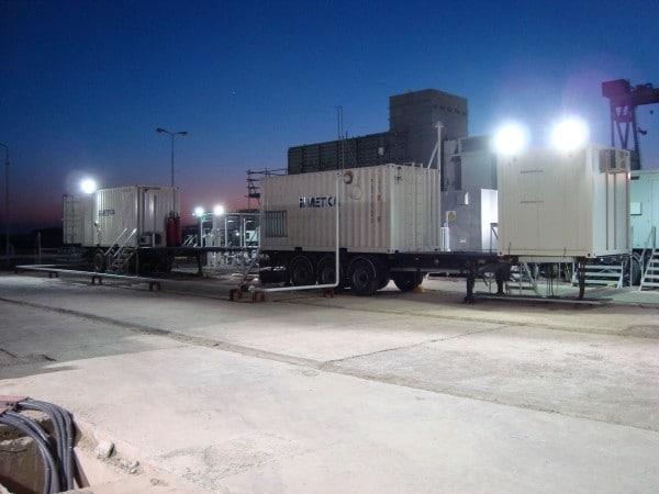 Energy station Ghana