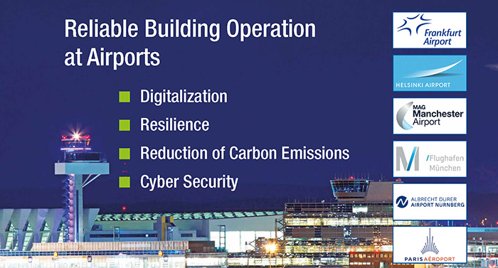 Airport Building Automation